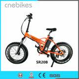 20 pouces mini Fat de pliage des pneus neige Cruiser vélo électrique