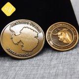 Китай производителей хорошего качества награды Silver Custom монеты