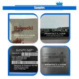 Миниые металл/нержавеющая сталь/ювелирные изделия/медь/пластмасса машины маркировки лазера волокна