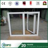 Il vinile europeo di stile ha personalizzato il disegno di vetro della griglia di finestra della stoffa per tendine