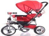 Vendas quente Luxury bebê crianças crianças triciclo infantil com marcação CE