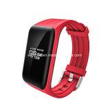 Wasserdichtes Ky62 Bluetooth Passometer intelligentes Armband des Puls-Monitor-Eignung-Verfolger-