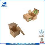 Отпечатанная коробка ранга быстро-приготовленное питания бумажная
