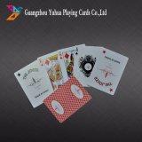Novas placas de Publicidade Cartas de jogar papel