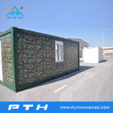 Het geprefabriceerde Huis van de Container met Toilet die voor Naar huis/Dorm/Bureau leven