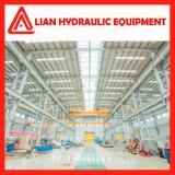 cylindre hydraulique d'ingénieur de pétrole de pression d'utilisation de la rappe 25MPa de 600mm
