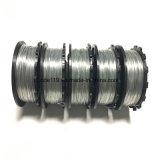Bobina electrogalvanizada bobina dedicada alta qualidade do fio do fio para o Rebar que amarra a máquina
