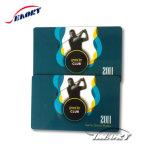 Cr80 Smart Card пустым открытку со штрих-кодом