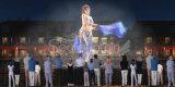 Fuente flotante del baile de la música de lujo de Seafountain para el parque de atracciones
