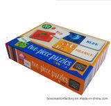 中国の製造業者の卸売のペーパー名刺またはペーパービンゴのトランプゲーム