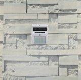 SMD LEDの屋外の太陽動力を与えられた防水動きセンサーの壁ライト