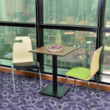 Muebles de comedor silla de mesa de centro comercial