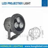 LEDの照明庭の床ライト3*3WセリウムのRoHSのフラッドライト/スポットライト