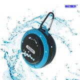 Runder fixierbarer wasserdichter beweglicher mini drahtloser Bluetooth Lautsprecher