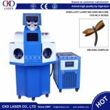 Hand - de gehouden Machine van het Lassen van de Laser van de Vlek YAG voor de Las van Miro van het Metaal