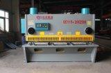 유압 격판덮개 단두대 깎는 기계 QC11y-20X3200 mm