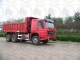 Sinotruk HOWO 6X6 371HP 덤프 트럭