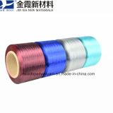Hilados de polyester teñidos droga del filamento 400d/192f de FDY