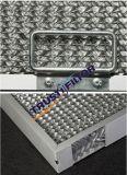 Filtro da graxa do defletor aço de alumínio/inoxidável