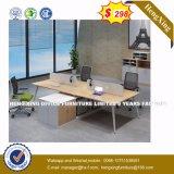 كبيرة جانب يفحص طاولة داخل ليّنة مشروع مكتب مركز عمل ([هإكس-8نر0050])