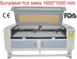 Удобный рабочий гравировальный станок лазера Sunylaser для ткани