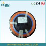 Катышкы волокна старта OTDR с волокном Corning
