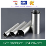 SUS201 SUS304 SUS316L soldada de acero inoxidable tubo redondo/tubo