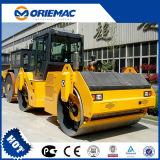 Oriemac compacteur Xd122 de 12 de tonne de double de tambour de vibrateur rouleaux de route