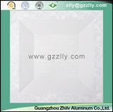 ISO 9001の製造業者によって浮彫りにされる装飾的なアルミニウム金属の天井
