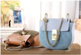 PU広州の工場女性革デザイナーHnadbagsの女性方法ハンドバッグ