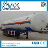 트레일러를 반 수송하는 40의 M3 석유 탱크 트럭 트레일러 탄소 강철 유조선 트레일러 3 차축 연료