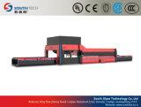 Machine en verre de dépliement de durcissement incurvée par croix de Southtech (HWG)