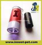 PET Plastikhundescheiße-Beutel 2018 für Geschäft für Haustiere