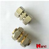 Nptf herrajes de latón de alta calidad para el Gas