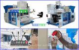 Beweglicher hydraulischer Kleber-Block-Maschinen-Preis der Ziegelstein-Maschinen-Qmy12-15 konkreter hohler