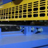 Macchina di taglio del metallo idraulico di CNC di serie di QC11k in Cina