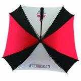Parapluie carré ouvert de golf d'automobile de 8 panneaux (GU032)