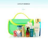 De waterdichte Reizende Kosmetische Zak van pvc van de Zak van de Make-up van de Manier Duidelijke