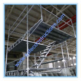 Cofre SGS Certified andaime de construção