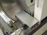 Mitra di CNC della finestra di alluminio il doppio ha veduto la tagliatrice