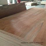 Chapa de ingeniero de 2,3mm de material de álamo para la decoración de madera contrachapada de lujo