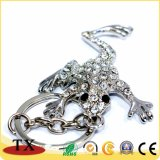 중국 주문 동물성 개구리 모양 열쇠 고리에서 제조한다