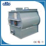9 Série hws máquina de mistura da Pá de Eixo Duplo/máquina de mistura automática Alimentação Animal