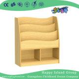 학교 경제 나무로 되는 3개의 층 책 내각 (HG-4609)