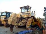 Utilizar máquinas de construção de grandes dimensões trator hidráulico Cat D8n Bulldozer trator de esteiras para a promoção