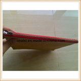 Bolígrafo metálico lavable Papel Kraft bolsa de cosméticos Kit de aseo
