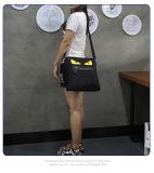 Piccolo sacchetto famoso casuale nero del messaggero di Crossbody di disegno di Oxford dei 2017 di modo delle donne del mostro sacchetti di spalla