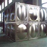 Quadratischer Typ modulares Panels/Ss Wasser-Becken des Edelstahl-Wasser-Becken-