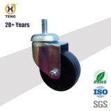 Высокое качество 3-дюймовый Поворотный шток клапана промышленных PP самоустанавливающегося колеса