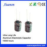 10000 de Radiale 1UF 400V Elektrolytische Condensator van uren
